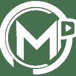 CPM logo white