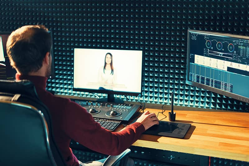 Video Editing Post Production
