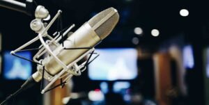 VoiceOver for video productions